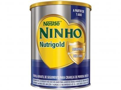 Fórmula Infantil Nestlé Leite Nutrigold Ninho - 800g