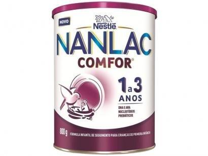 Fórmula Infantil Nestlé Leite Comfor 3 NAN - 800g