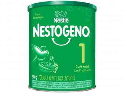 Fórmula Infantil Nestlé Leite Nestogeno 1 - 800g