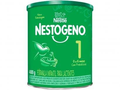 Fórmula Infantil Nestlé Leite Nestogeno 1 - 400g