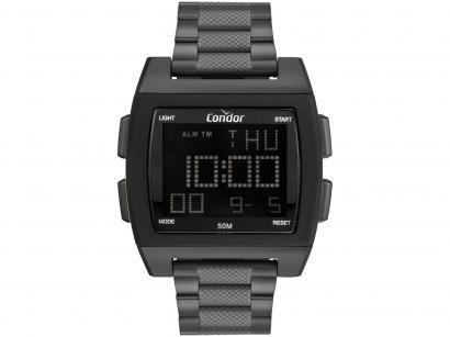 Relógio Masculino Condor Digital Esportivo - COBJ2649AG/8C Grafite