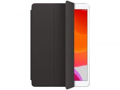 """Capa para iPad Air 7° e 3° Geração - 10,2"""" e 10,5"""" Preto Smart Cover..."""