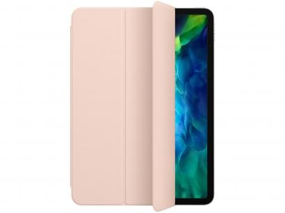 """Capa para iPad Pro 11"""" Areia-Rosa Smart Folio - Apple"""