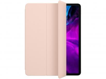 """Capa para iPad Pro 12,9"""" Areia-Rosa Smart Folio - Apple"""