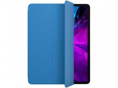 "Capa para iPad Pro 12,9"" Azul-Maré Smart Folio - Apple"