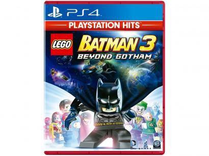 Lego Batman 3 Beyond Gotham para PS4 TT Games - PlayStation Hits
