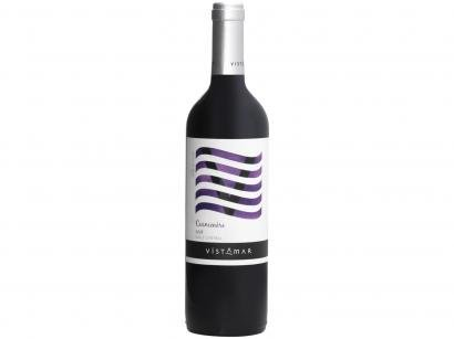 Vinho Tinto Seco Vistamar Brisa Carmenere - 750ml