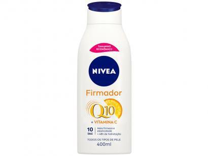 Hidratante Desodorante Nivea Firmador Q10 - Vitamina C Todos os Tipos de Pele 400ml