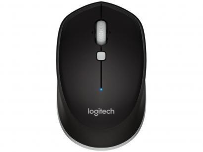 Mouse sem Fio Logitech Laser 1000DPI 4 Botões - M535