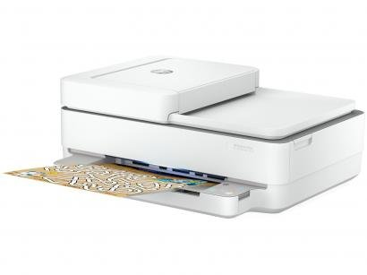 Impressora Multifuncional HP DeskJet Plus Ink - Advantage 6476 Jato de Tinta...