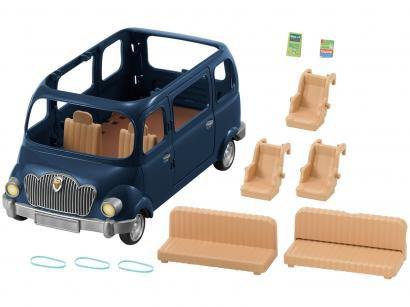 Sylvanian Families Minivan com Acessórios - Epoch Magia
