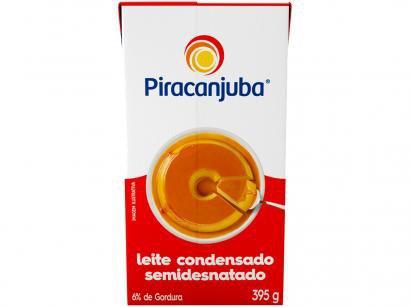 Leite Condensado Semidesnatado 395g - Piracanjuba