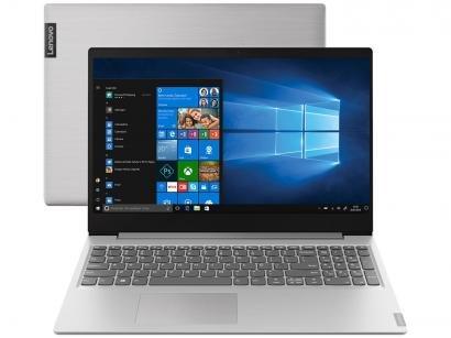 "Notebook Lenovo Ideapad S145 AMD Ryzen 7 - 8GB 256GB SSD 15,6"" Full HD..."