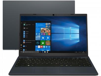 "Notebook Vaio FE 14 - B0721H Intel Core i3 4GB - 256GB SSD 14"" Full HD Windows..."