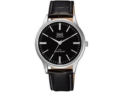Relógio Masculino Q&Q Analógico C214J302Y - Preto