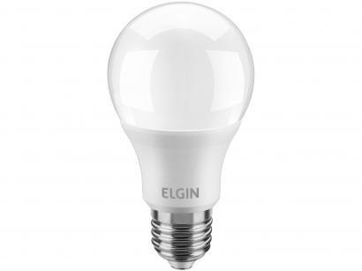 Lâmpada de LED Elgin Branca E27 4,9W 6500K - Bulbo A55
