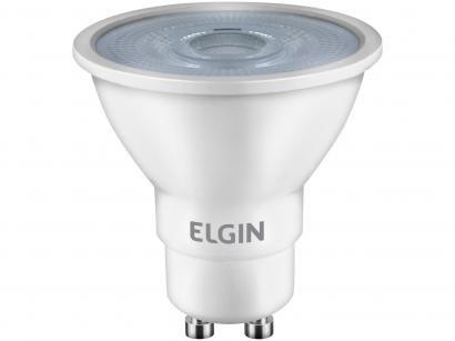 Lâmpada de LED Elgin Amarela GU10 6W - 2700K Dicroica