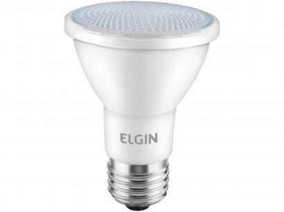 Lâmpada de LED Elgin Branca E27 6W - 6500K PAR20