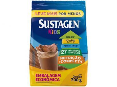 Complemento Alimentar Infantil Sustagen Kids - Chocolate 700g