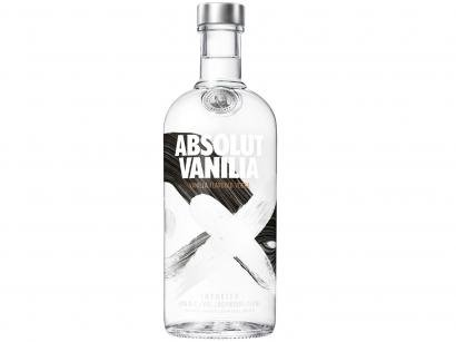 Vodka Absolut Vanilia - 750ml