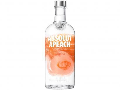 Vodka Sueca Absolut Apeach 750ml