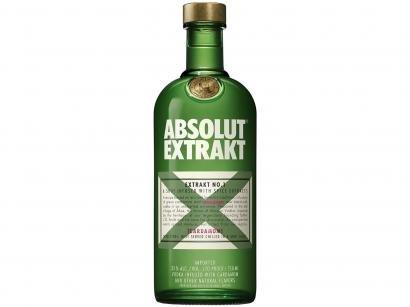 Vodka Absolut Extrakt - 750ml