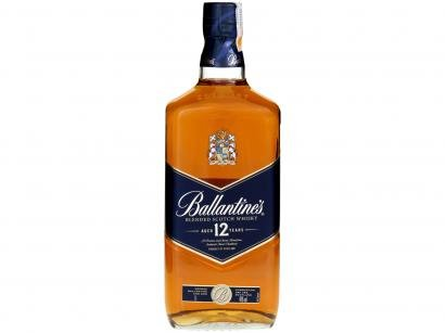 Whisky Escocês Ballantines 12 anos - 1L