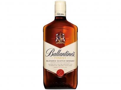 Whisky Escocês Ballantines Finest - 1L