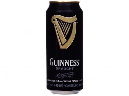 Cerveja Guinness Draught - 440ml