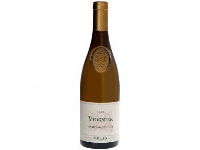 Vinho Branco Seco Delas Viognier 750ml