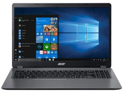 "Notebook Acer Aspire 3 A315-54-55WY Intel Core i5 - 8GB 256GB SSD 15,6""..."