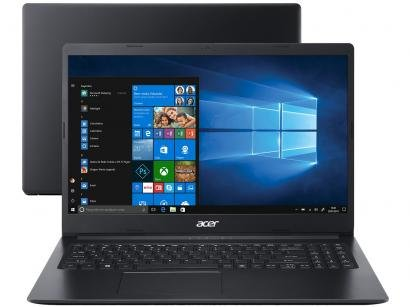 "Notebook Acer Aspire 3 A315-34-C5EY Intel Celeron - Dual-Core 4GB 500GB 15,6""..."