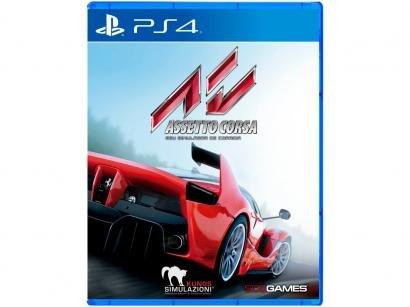 Assetto Corsa para PS4 - 505 Games