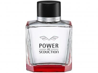 Perfume Antonio Banderas Power of Seduction - Masculino Eau de Toilette 100ml