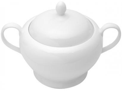 Sopeira de Porcelana Bon Gourmet 35514 - 3,1L Branco