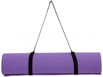 Tapete de Yoga com Alça Acte Sports T10NL - Lilás