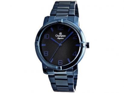 Relógio Feminino Champion Analógico Elegance - CN25181A Azul