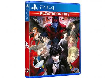 Persona 5 para PS4 Atlus - PlayStation Hits