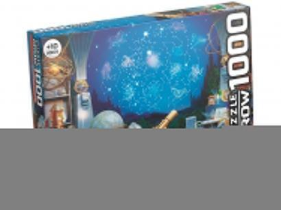 Quebra-cabeça 1000 Peças Paisagem Puzzles Adultos - Constelações Grow