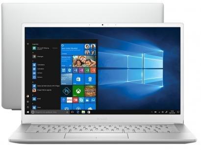 """Notebook Dell Inspiron i13-7391-A30S Intel Core i7 - 8GB 512GB SSD 13,3"""" Full HD Placa de Vídeo 2GB"""