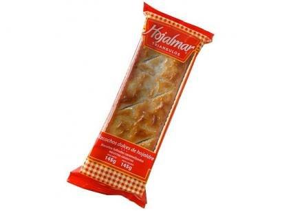 Biscoito Folhado Caramelizado Triangulos - Hojalmar 145g