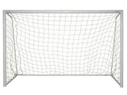 Rede de Futebol de Salão 4mm Pangué - Colmeia 2 Unidades