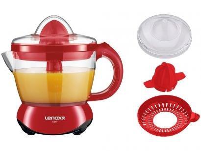 Espremedor de Frutas Lenoxx Easy PEF503 Elétrico - 25W 1,2 L