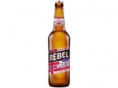 Cider Rebel Maçã Draft - 355ml