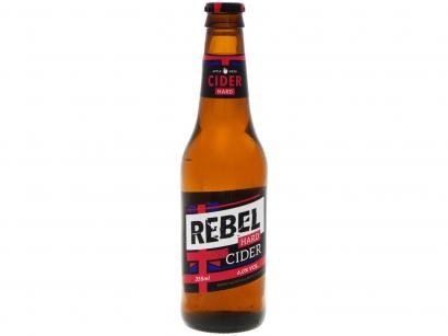 Cider Rebel Maçã Hard - 355ml