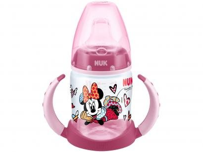 Copo Treinamento com Alça 150ml NUK Baby Care - Disney By Britto Girl