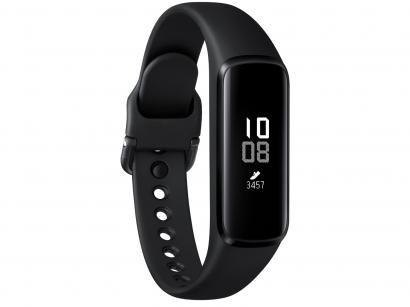 Smartband Samsung Galaxy Fit e - Preto