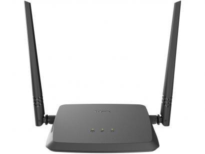 Roteador D-Link DIR-615 300Mbps 2 Antenas - 5 Portas