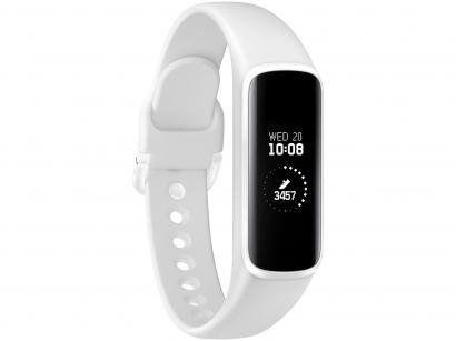 Smartband Samsung Galaxy Fit e - Branco