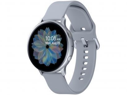 Smartwatch Samsung Galaxy Watch Active2 Prata - 44mm 4GB